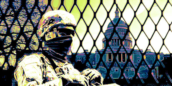 GOP lawmakers request briefing on continued National Guard presence at Capitol…
