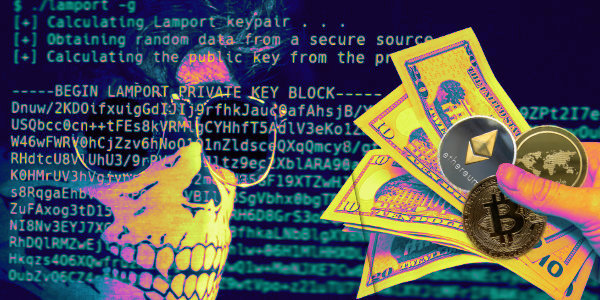 $590 mil in ransomware payments reported to U.S. in 2021 as attacks surge…