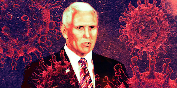 5 close to Pence test positive for coronavirus, VP and first lady test negative…