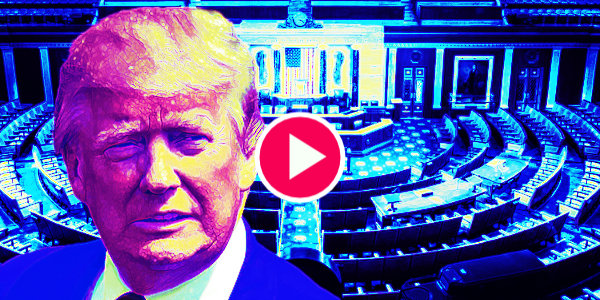 🔴 President Trump Impeachment Trial – Day 3…